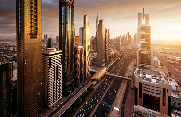 IBM and Smart Dubai are teamed up on blockchain.