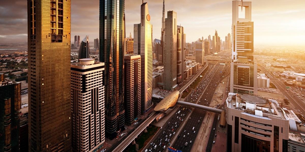 IBM and Smart Dubai are teamed up on blockchain.