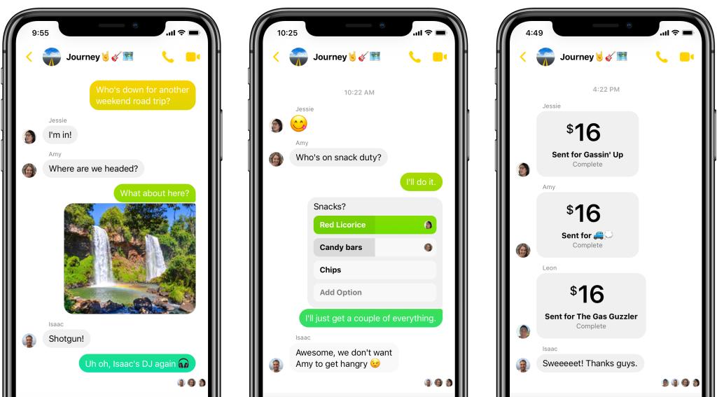 Facebook Simplifies Messenger Design Promises Dark Mode Soon