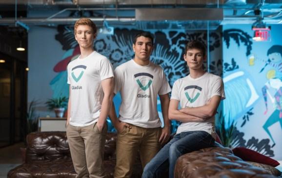 Gladius cofounders
