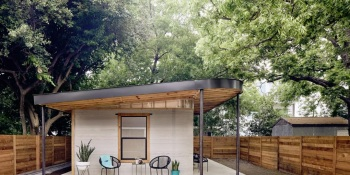 Icon can 3D print homes in 24 hours.