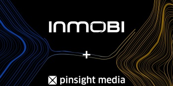 InMobi has teamed up with Pinsight Media.