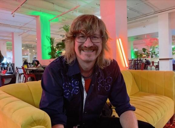 Jared Ficklin is chief creative technologist at Argodesign