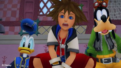 Kingdom Hearts: The Story So Far can bring PS4 gamers up to