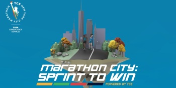 Marathon City: Sprint to Win is an exercise game.
