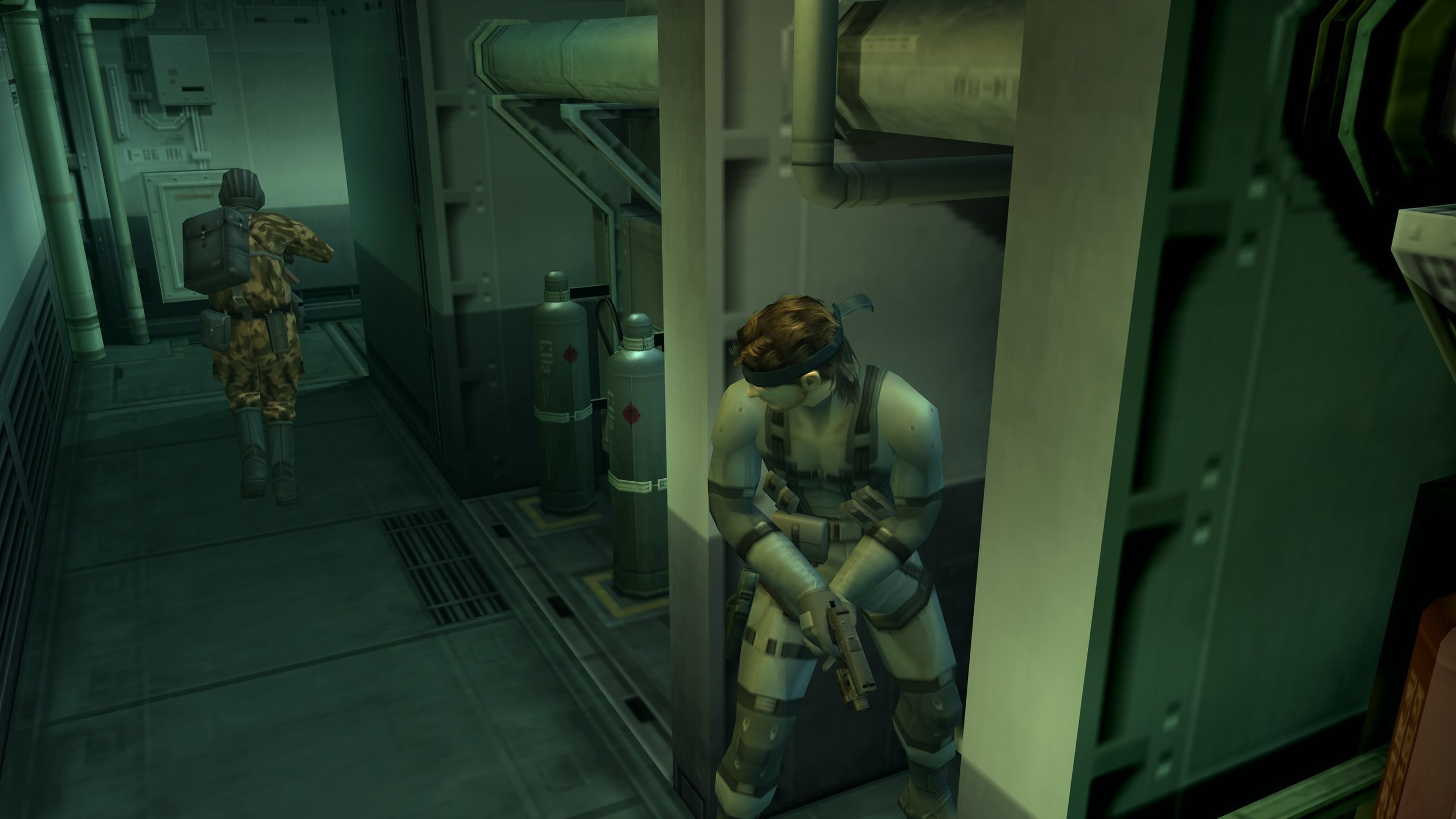 Metal Gear Solid 2 and 3 HD hit Xbox One | VentureBeat