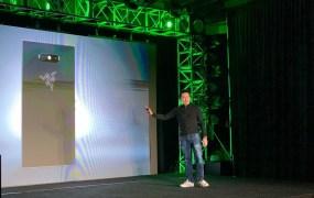 Min-Liang Tan of Razer introduces the Razer Phone 2.