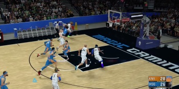 NBA and Take-Two extend deal for NBA 2K series