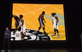 NBA 2K for iPad.
