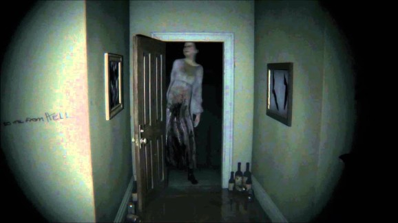 P.T. is almost as scary as Konami itself.
