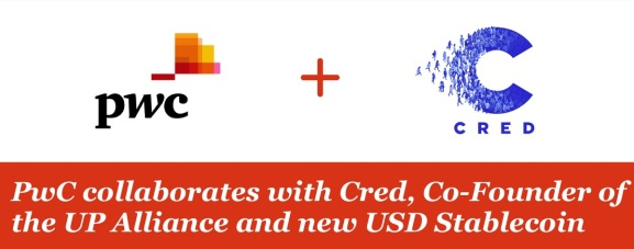 PwC and Cred have teamed up.
