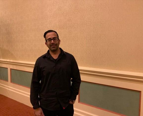 Rahul Sood is CEO of Unikrn.