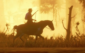 Red Dead Redemption 2 debuts on October 26.