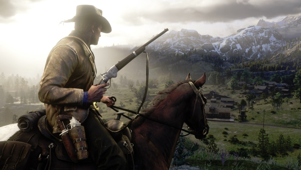 Arthur Morgan strikes out on his own in a lot of missions in Red Dead Redemption 2.