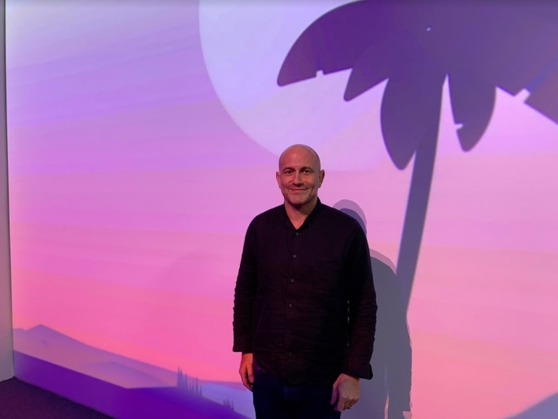 Rio Caraeff is chief content officer at Magic Leap.