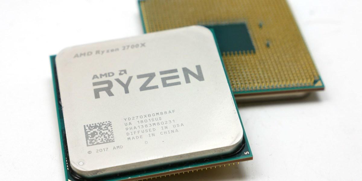 The Ryzen 7 2700X is an even better deal right now.