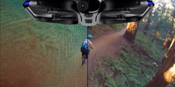 Apple Watch can now control Skydio's $2,000 autonomous R1 drone
