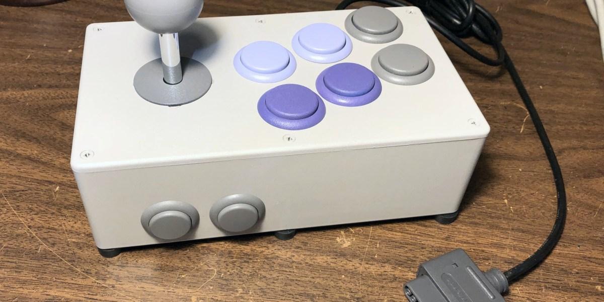BX-110 Super NES.