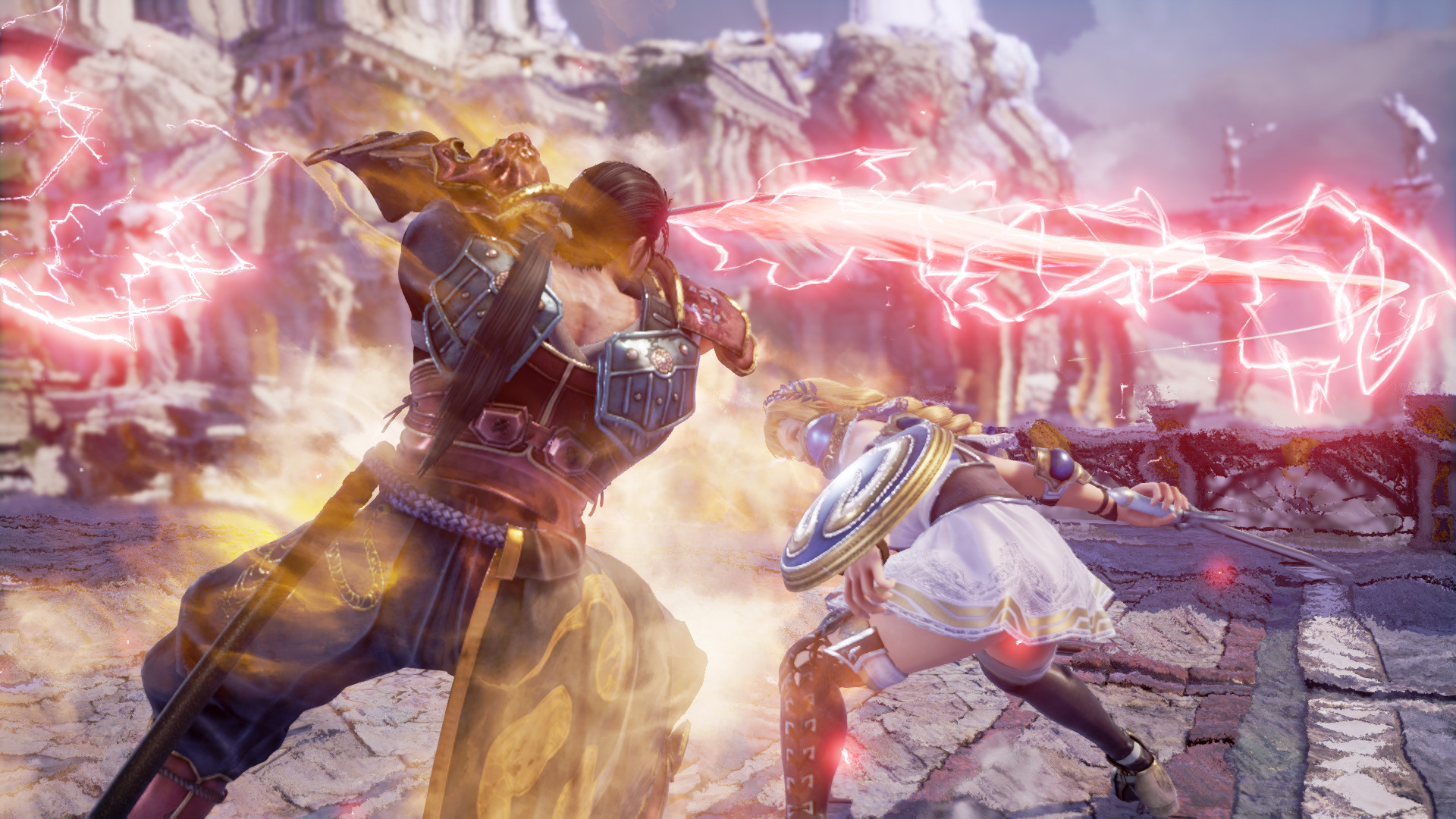 Soulcalibur VI review -- Fighting against staleness