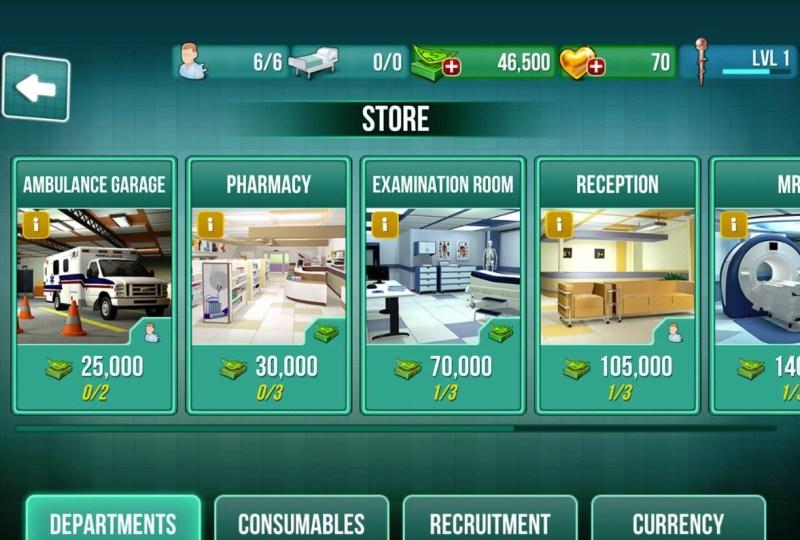 Spil Games lets you perform surgery.