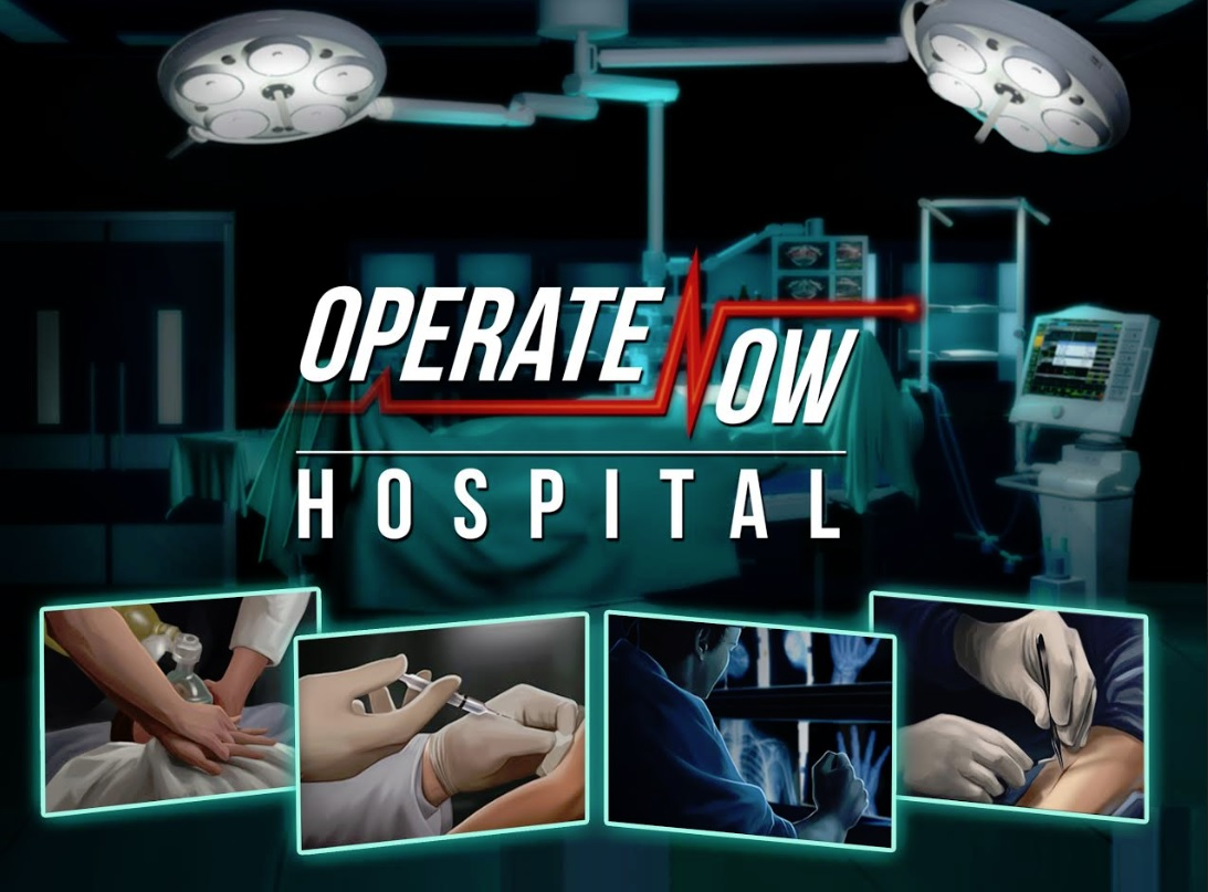 Spill Games' Operate Now: Hospital hits 30 million downloads
