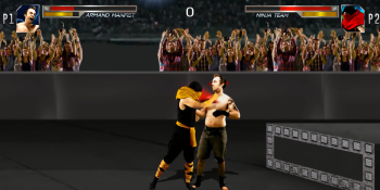 The RetroBeat: Mortal Kombat's green screen tech returns in Super Kombat Fighter