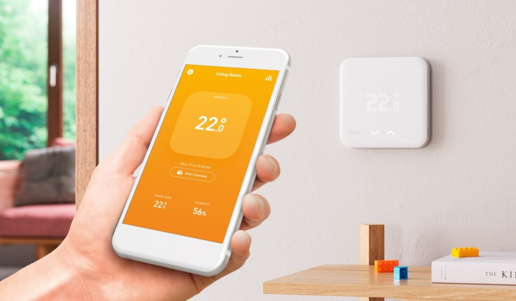 Tado: for smart home in Europe