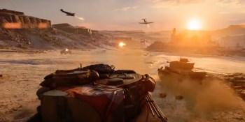 Battlefield V's Tides of War update delayed due to bug (updated)