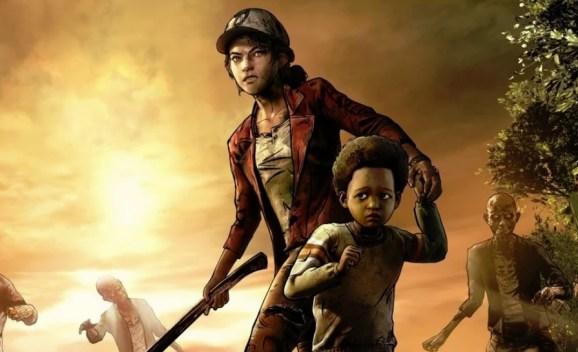 The Walking Dead: The Final Season.