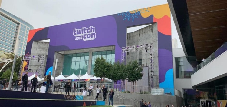 TwitchCon will draw thousands of people to San Jose, California.