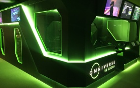 Virtuix and Funovation are targeting esports virtual reality games.