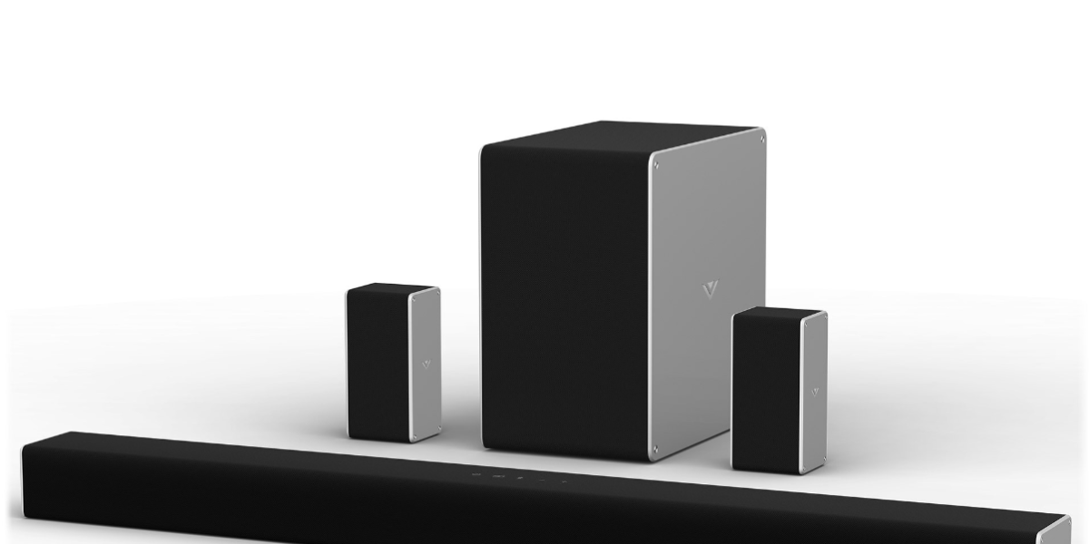 Vizio's 5.1.2 Home Theater Surround System with Dolby Atmos.