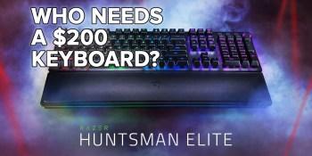 Razer Huntsman Elite review — A luxury keyboard