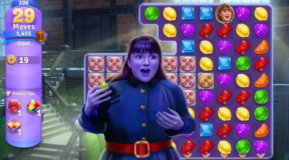 Wonka's World of Candy.