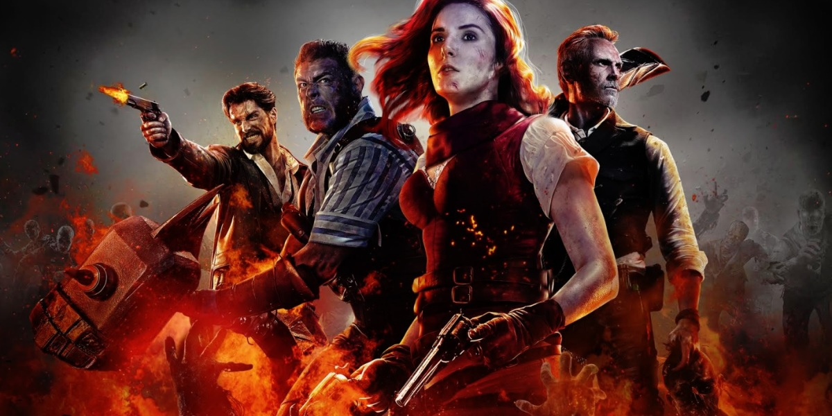Black Ops 4's Zombies features an all new cast.
