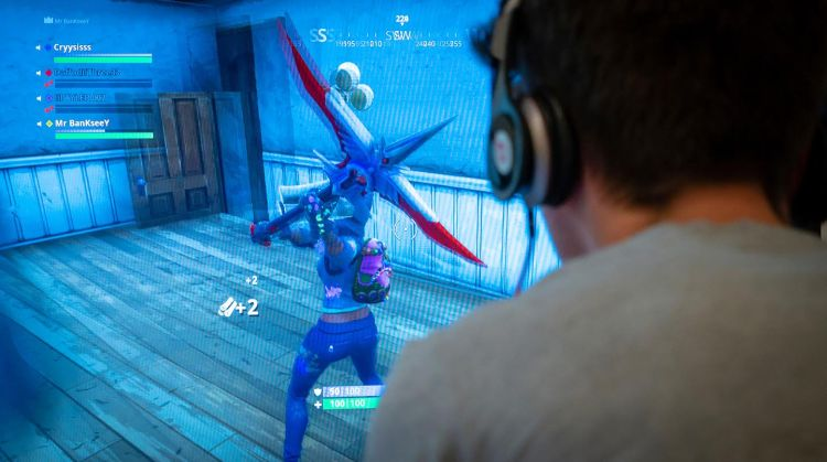 The next generation loves playing Fortnite -- and that should mean esports gold