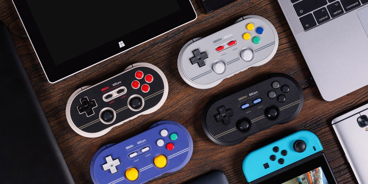 8BitDo wants to giv