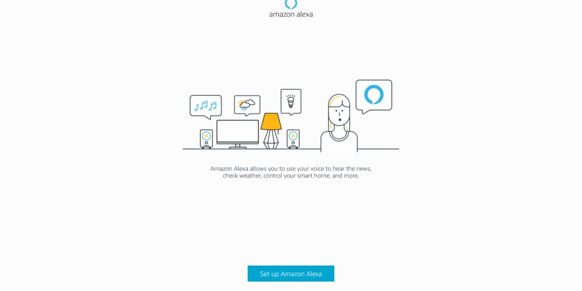 Alexa App for Windows