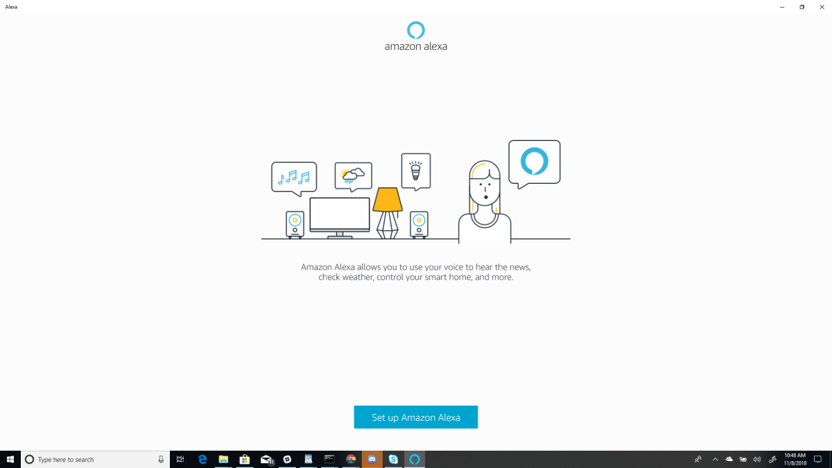 Tech News: You can now invoke Alexa on Windows PCs hands-free - VentureBeat thumbnail