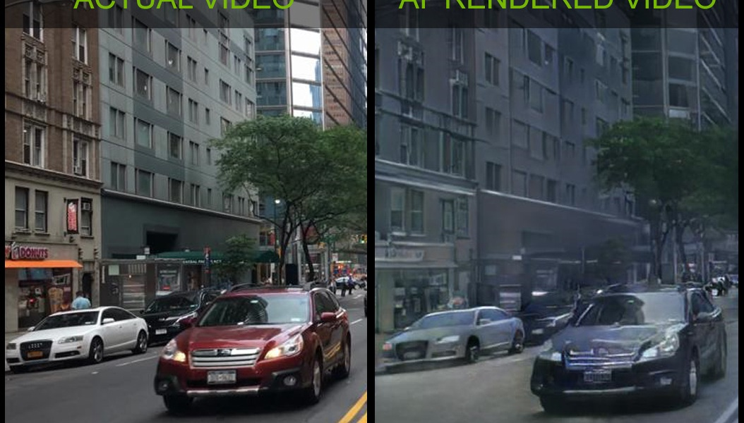 Nvidia AI level generation