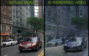 Nvidia AI level generation