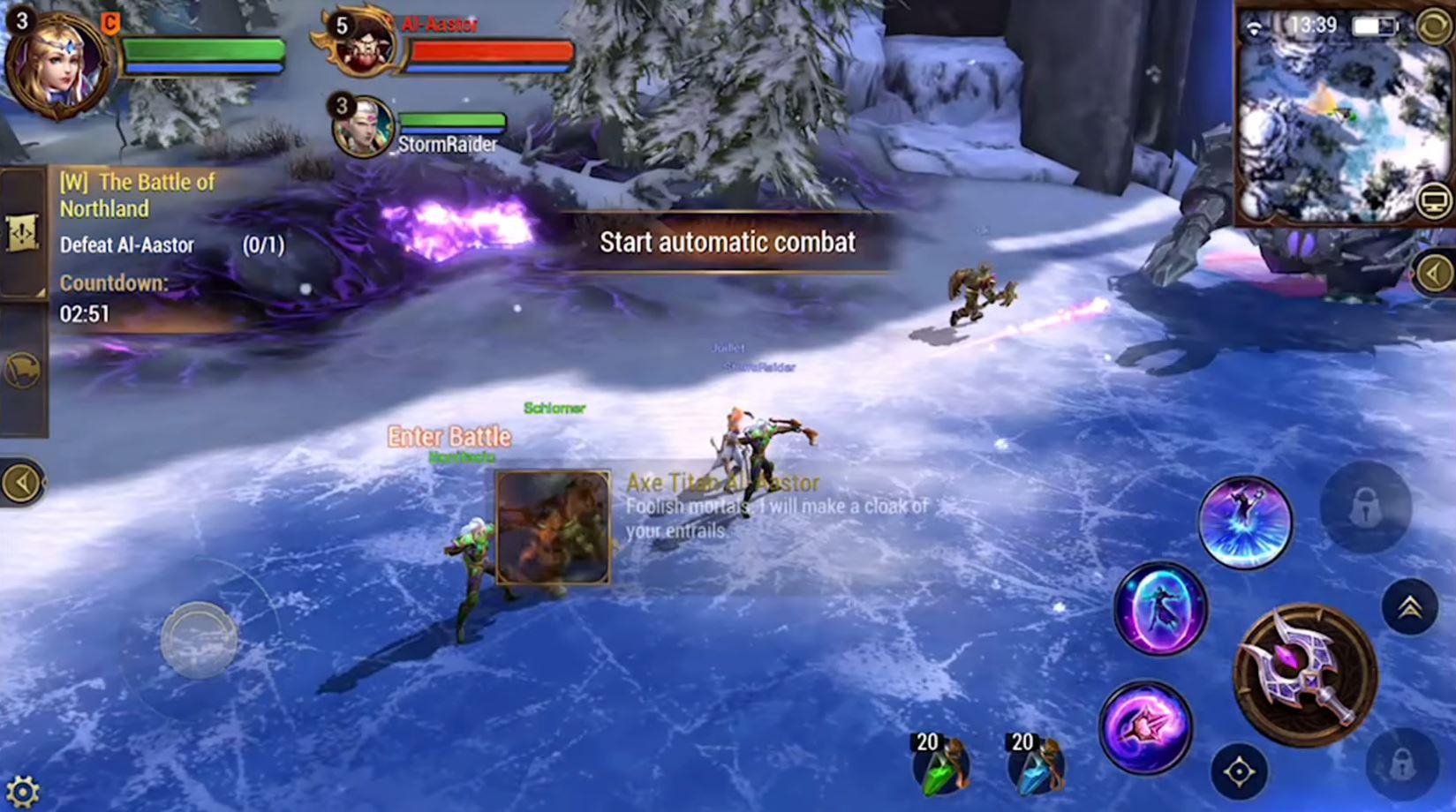 Diablo: Immortal looks like other NetEase games … that look like Diablo