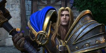 Arthas started as a hero in Warcraft III.