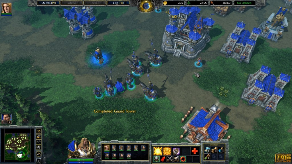 The Retrobeat Why Blizzard Is Remastering Warcraft Iii And