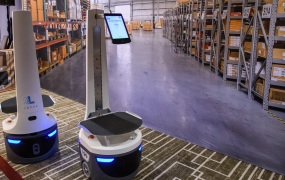 DHL will invest $300 million to quadruple robots in warehouses in 2019