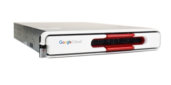 Google Cloud Platform's Transfer Appliance