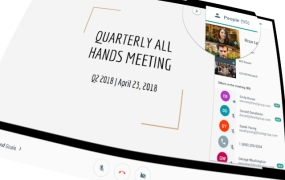 Hangouts Meet: Now supports 100 participants