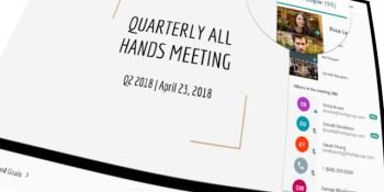 Google doubles Hangouts Meet limit to 100 participants