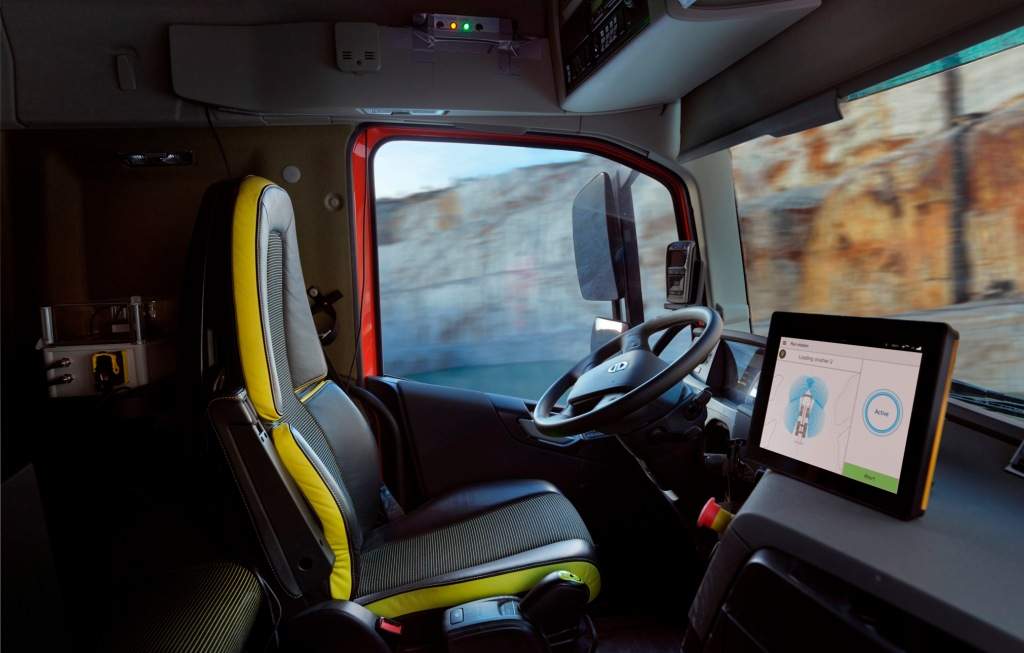 Volvo's first commercial self-driving trucks will be used in mining | VentureBeat