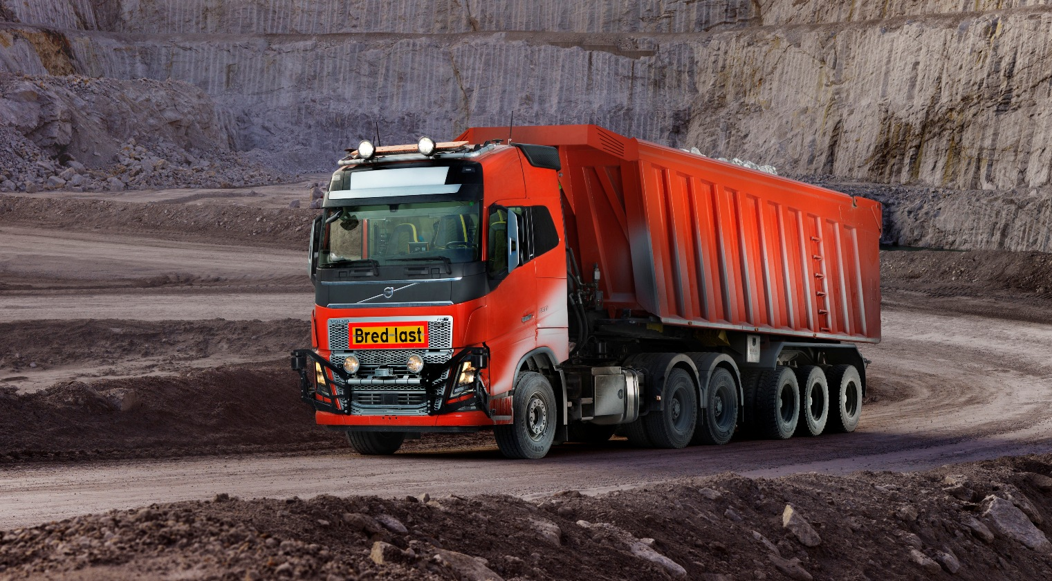 Volvo S First Commercial Self Driving Trucks Will Be Used In Mining